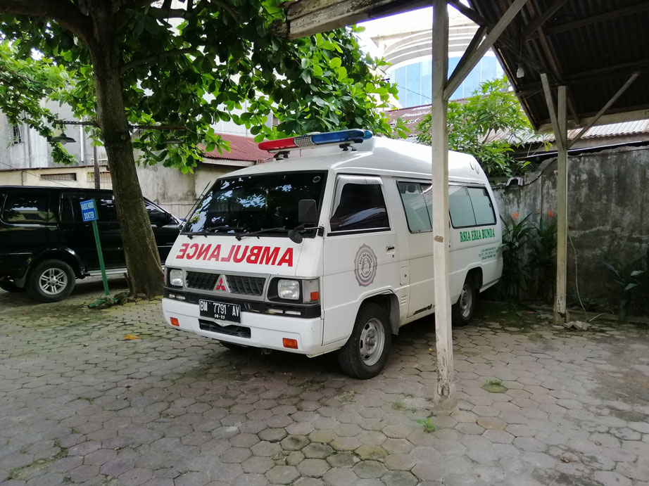 Ambulance Eria Bunda